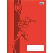 Caderno Brochurão Capa Dura Universitário 80 FL Avengers A 1 UN Tilibra
