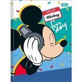 Caderno Brochurão Capa Dura Universitário 80 FL Mickey B 1 UN Tilibra