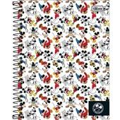 Caderno Colegial Capa Dura 80 FL Mickey A 1 UN Tilibra