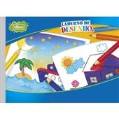 Caderno Cartografia e Desenho Capa Flexível 40 FL Académie 1 UN Tilibra
