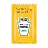 Mostarda em Sachê 5g CX 192 UN Heinz