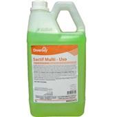 Detergente Sactif Multiuso 5L 1 UN Diversey