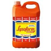 Desinfetante Bruto 5L Original 1 UN Lysoform