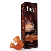 Cápsula de Café Espresso Ameno 80g CX 10 UN 3 Corações
