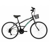 Bicicleta Comfort 100 Aro 26 Preto Caloi