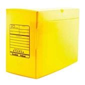 Arquivo Morto Polionda Gigante 380x175x290mm Amarelo 1 UN Polibras