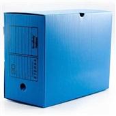 Arquivo Morto Gigante Polionda 380x290x175mm Azul 1 UN Polibras
