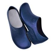 Sapato Antiderrapante Azul Marinho n° 36 1 Par Sticky Shoes