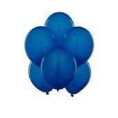 Bexiga Látex Nº7 Azul Escuro PT 50 UN Happy Day