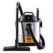 Aspirador de Água e Pó Inox 1.600W GTW 220V 20L Prata Wap