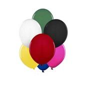 Bexiga Látex Nº9 Colorido PT 50 UN Happy Day