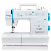Máquina de Costura Genius Plus 31 Pontos 110V Elgin