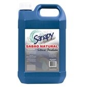 Sabão Líquido Natural Intense Erva Doce 5L 1 UN Sanapy