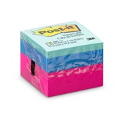 Bloco de Notas Adesivas Cubo Ultra 47,6 mm x 47,6 mm 400 folhas Post-it