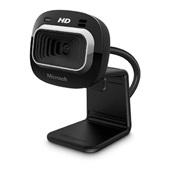Webcam LifeCam HD 3000 USB Preto T3H00011 1 UN Microsoft