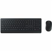 Teclado e Mouse sem Fio Desktop 900 USB Preto PT300005 1 UN Microsoft