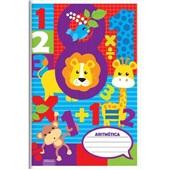 Caderno Pedagógico Aritmética Capa Flexível 40 FL 1 UN Foroni
