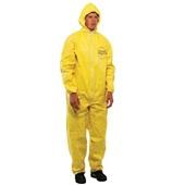 Macacão Proteção Química Simples Tychem XXXG C.A 38647 1 UN Dupont
