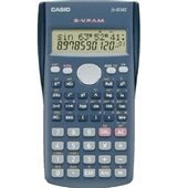 Calculadora Científica 240 Funções Azul FX 82MS 1 UN Casio