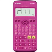 Calculadora Científica 274 Funções Rosa FX-82LAXPK 1 UN Casio