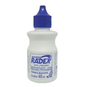 Reabastecedor Marcador Permanente Azul 40ml 1 UN Radex