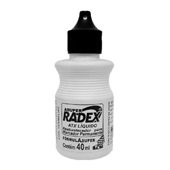 Reabastecedor Marcador Permanente Preto 40ml 1 UN Radex