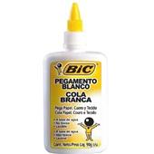 Cola Líquida Branca 90g 1 UN Bic