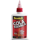 Cola Líquida Scoth Branca 90g 1 UN 3M
