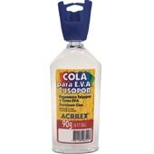 Cola Líquida EVA e Isopor Transparente 90g 1 UN Acrilex
