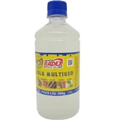 Cola Multiuso Magic Slime Transparente 500g 1 UN Radex