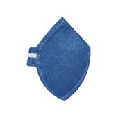 Máscara Descartável PFF1 sem Válvula Azul CA 38502 1 UN Delta Plus