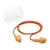 Protetor Auricular Silicone Salmão CA 11512 1 UN Maxxi Royal