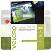 Embalagem Press-Lok Extra Pequena 179x145mm PT 2 UN Velcro