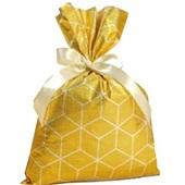 Kit Saco para Presente Soft Colors Sortidas 25x37cm 1 UN Cromus