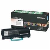 Toner Preto E360H11B 1 UN Lexmark