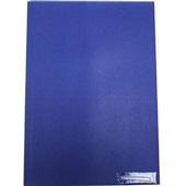 Capa para Encadernação PVC A4 Azul Royal 210x297mm 1 UN Assismaq