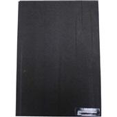 Capa para Encadernação PVC A3 Preto 297x420mm 1 UN Assismaq