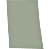 Capa para Encadernação PVC A4 Cinza 210x297mm 1 UN Assismaq