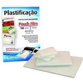 Plástico para Plastificação 0,07 Título de Eleitor 66x99mm PT 100 UN Mares