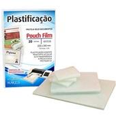 Plástico para Plastificação 0,05 Ofício 226x340mm PT 100 UN Mares