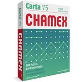 Papel de Carta para Imprimir 216x279mm 75g PT 500 FL Chamex