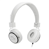 Headphone Fun com Microfone Haste Ajustável Branco PH087 1 UN Multilaser