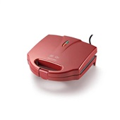 Sanduicheira e Grill 750W Vermelha 127V CE039 Multilaser
