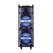 Caixa De Som Party Speaker DJ com Bluetooth FM 350W Preto SP285 1 UN Multilaser