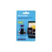 Cartão de Memória Ultra High Speed-I 64GB MC152 1 UN Multilaser