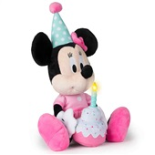 Pelúcia Happy Birthday Minnie BR374 1 UN Multikids