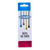 Refil de Tinta Magenta Epson Compatível Universal 100ml MTE15 1 UN Menno