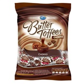 Bala Butter Toffees Chokko 100g PT 1 UN Arcor
