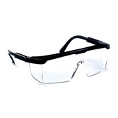 Óculos de Segurança Fênix Incolor 1 UN Danny