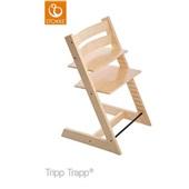 Cadeira de Crescimento Tripp Trapp Tamanho Ajustável Natural 1 UN Stokke